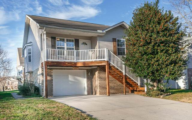 823 Plantation Drive, Pigeon Forge, TN 37863 (#1138101) :: Billy Houston Group