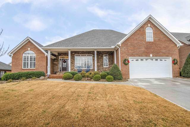 3907 Legends Way, Maryville, TN 37801 (#1138145) :: Realty Executives Associates Main Street
