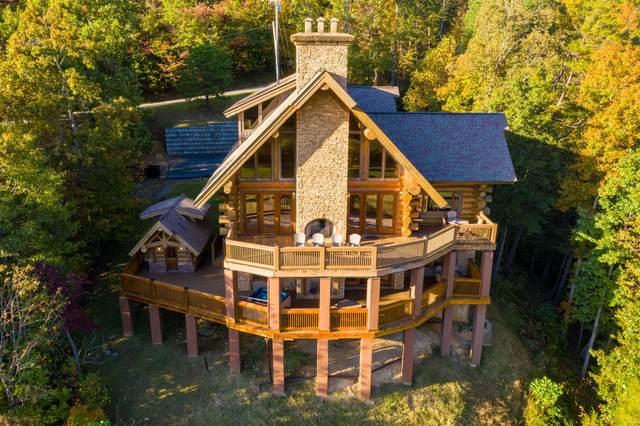 313 Overview Drive, Gatlinburg, TN 37738 (#1138192) :: Billy Houston Group