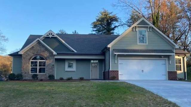 124 Culver Rd, Oak Ridge, TN 37830 (#1138308) :: Realty Executives Associates Main Street
