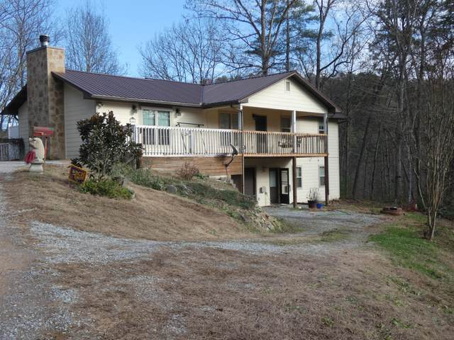 1446 Benton Way, Sevierville, TN 37876 (#1138336) :: Adam Wilson Realty