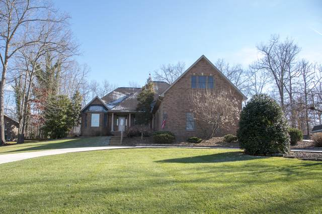 511 Holiday Drive, Crossville, TN 38555 (#1138513) :: A+ Team