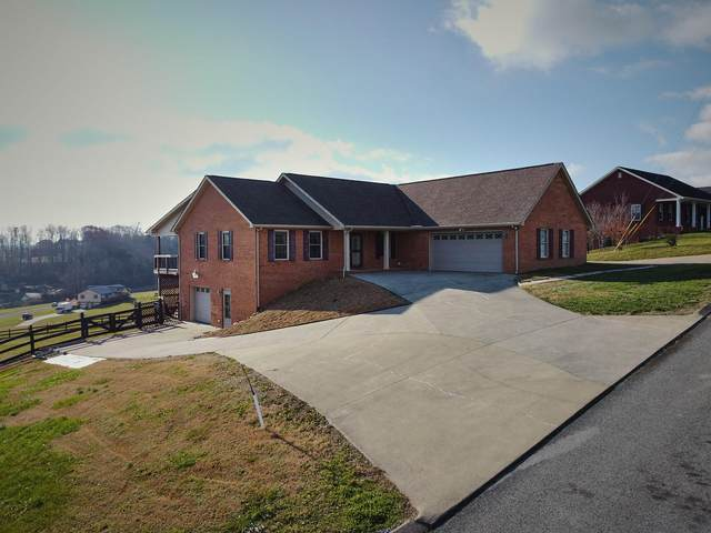 311 Pocahontas Lane, Rutledge, TN 37861 (#1138530) :: The Cook Team