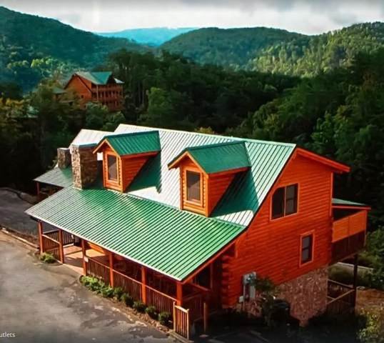 3221 White Falcon Way, Pigeon Forge, TN 37863 (#1138607) :: Realty Executives Associates