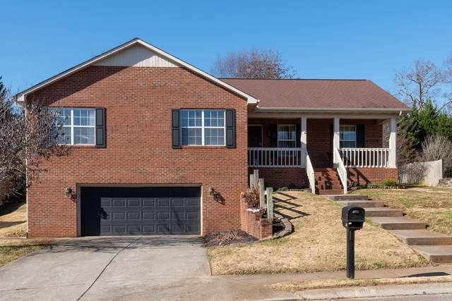 1118 Willow Creek Circle, Maryville, TN 37804 (#1138826) :: Realty Executives Associates Main Street