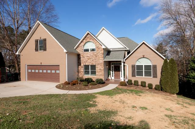 13101 Naylor Ridge Lane, Knoxville, TN 37922 (#1139003) :: Realty Executives Associates Main Street