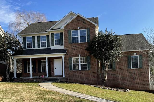 1712 Dancing Light Lane, Knoxville, TN 37922 (#1139012) :: Tennessee Elite Realty