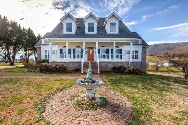 273 Perkins Lane, Jacksboro, TN 37757 (#1139129) :: Billy Houston Group
