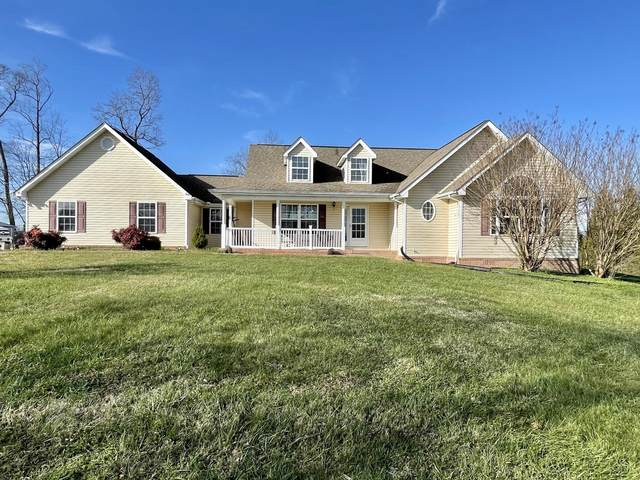1008 Holston River Dr Drive, Rutledge, TN 37861 (#1139159) :: Adam Wilson Realty