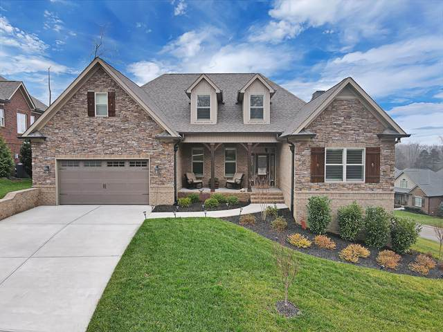 656 Blowing Rock Lane, Knoxville, TN 37922 (#1139173) :: Realty Executives Associates Main Street