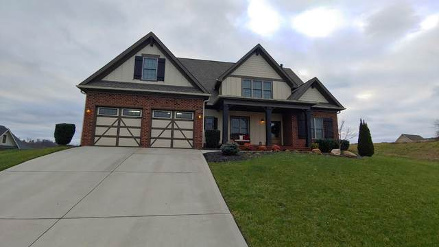 2255 Misty Mountain Circle, Knoxville, TN 37932 (#1139236) :: Adam Wilson Realty