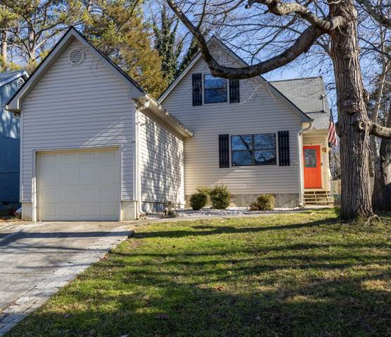 1508 Rhododendron Court, Knoxville, TN 37931 (#1139263) :: Billy Houston Group