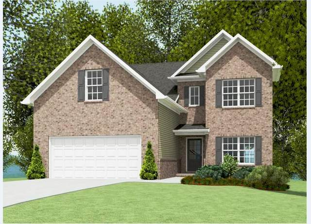 7979 Cambridge Reserve Dr Drive, Knoxville, TN 37924 (#1139364) :: Billy Houston Group