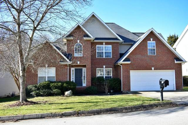 1509 Armiger Lane, Knoxville, TN 37932 (#1139388) :: Billy Houston Group