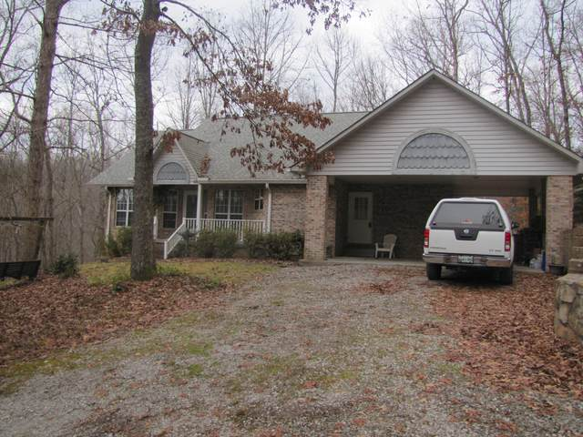 122 Choctaw Circle, Harriman, TN 37748 (#1139390) :: Billy Houston Group