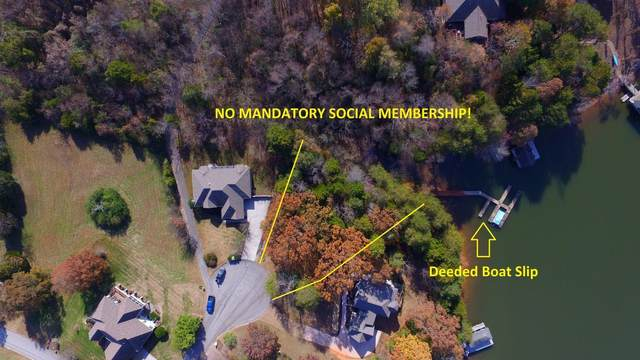 120 Pineberry Court, Vonore, TN 37885 (#1139392) :: Tennessee Elite Realty