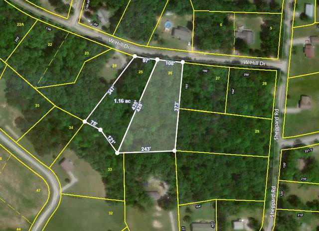 W Hill Drive, Jamestown, TN 38556 (#1139400) :: Realty Executives Associates Main Street