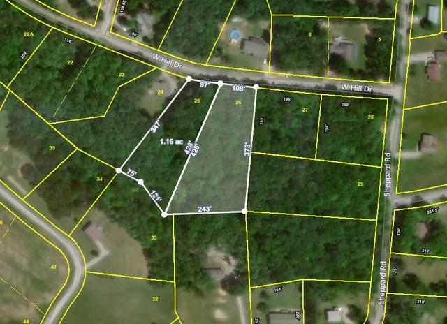 W Hill Drive, Jamestown, TN 38556 (#1139400) :: Realty Executives Associates