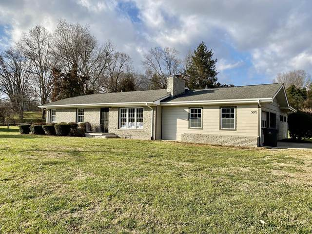3615 Essary Drive, Knoxville, TN 37918 (#1139403) :: Billy Houston Group