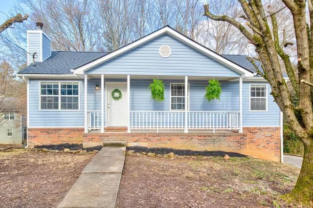 4624 Woodbridge Lane, Knoxville, TN 37921 (#1139424) :: Shannon Foster Boline Group
