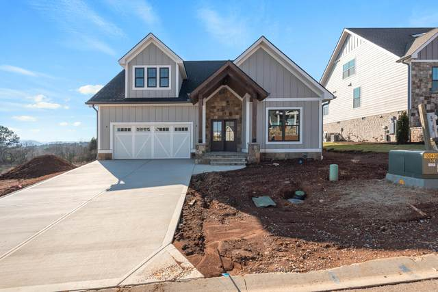 541 Simmons View Drive, Seymour, TN 37865 (#1139431) :: Shannon Foster Boline Group