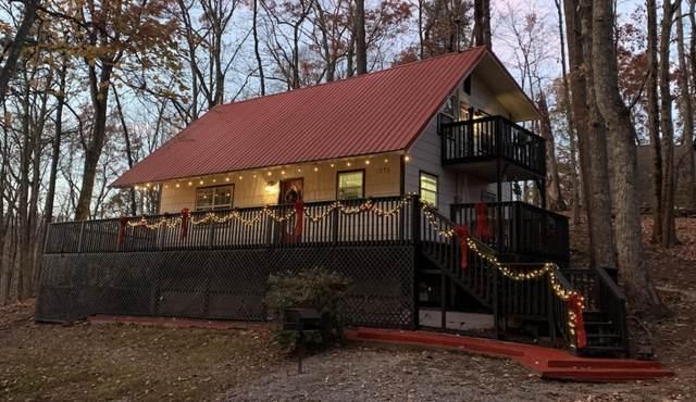1375 S Baden Drive, Gatlinburg, TN 37738 (#1139450) :: Cindy Kraus Group | Realty Executives Associates