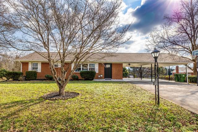 101 Comanche Tr, Maryville, TN 37804 (#1139505) :: Billy Houston Group