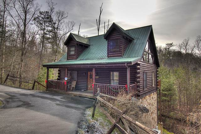 2231 Breezy Rd, Sevierville, TN 37876 (#1139633) :: Billy Houston Group