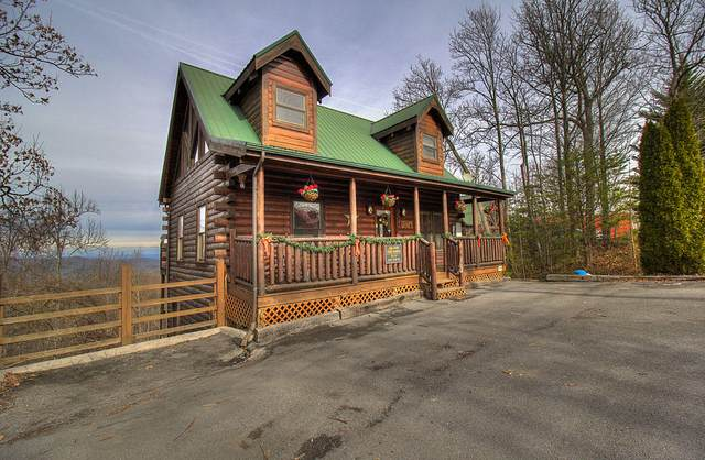 2113 E View Drive, Sevierville, TN 37876 (#1139649) :: Billy Houston Group
