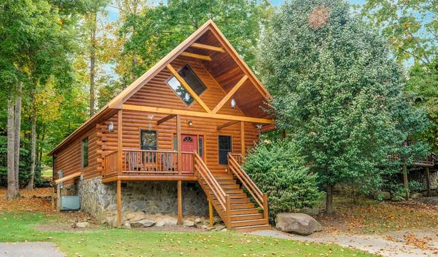 165 White Oak Resort Way, Gatlinburg, TN 37738 (#1139685) :: The Cook Team