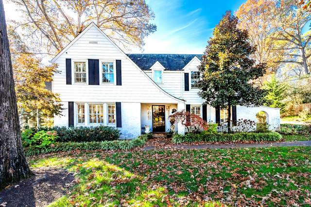 505 Scenic Drive, Knoxville, TN 37919 (#1139722) :: Tennessee Elite Realty