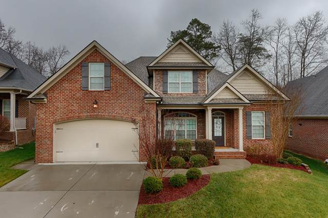 1156 Whisper Trace Lane, Knoxville, TN 37919 (#1139726) :: Shannon Foster Boline Group
