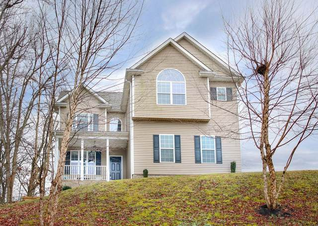 10720 Deep Woods Lane, Knoxville, TN 37934 (#1139755) :: The Cook Team