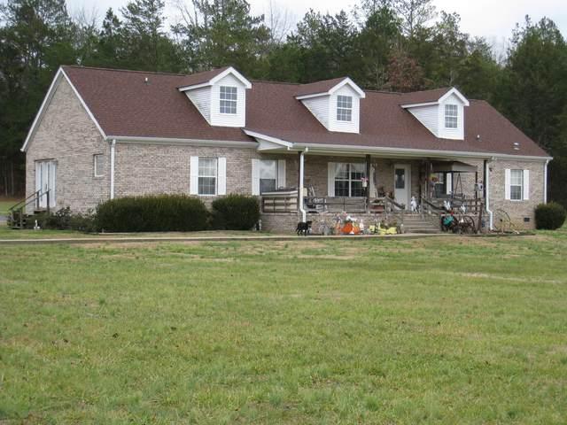2708 Goodfield Road, Decatur, TN 37322 (#1139810) :: Adam Wilson Realty