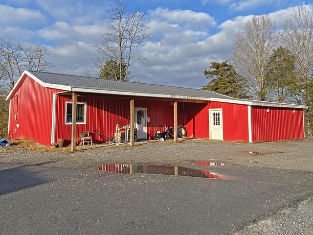 3089 Hwy 25E, Tazewell, TN 37879 (#1139872) :: Catrina Foster Group