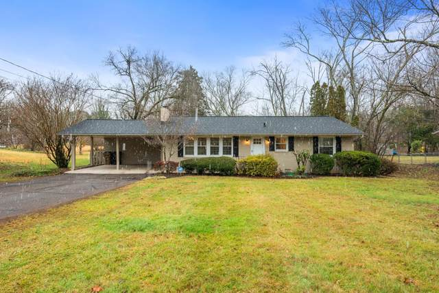 806 NW Wesley Rd, Knoxville, TN 37909 (#1139909) :: Billy Houston Group