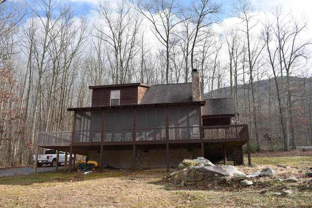 Lot 89 Brush Mountain Farms, Miracle, KY 40856 (#1139932) :: Billy Houston Group