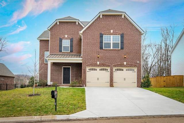 10830 Hunters Knoll Lane, Knoxville, TN 37932 (#1139933) :: Tennessee Elite Realty