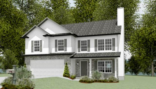 Lot 123 Upstream Lane, Knoxville, TN 37931 (#1139960) :: Billy Houston Group
