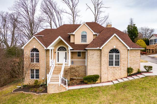 3208 Indian Wells Drive, Maryville, TN 37801 (#1139963) :: The Cook Team