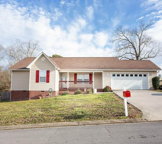 137 SE Fern Drive, Cleveland, TN 37323 (#1139970) :: Tennessee Elite Realty