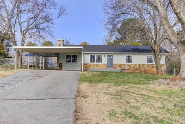 8237 Rising Fawn Drive, Knoxville, TN 37923 (#1140034) :: Tennessee Elite Realty