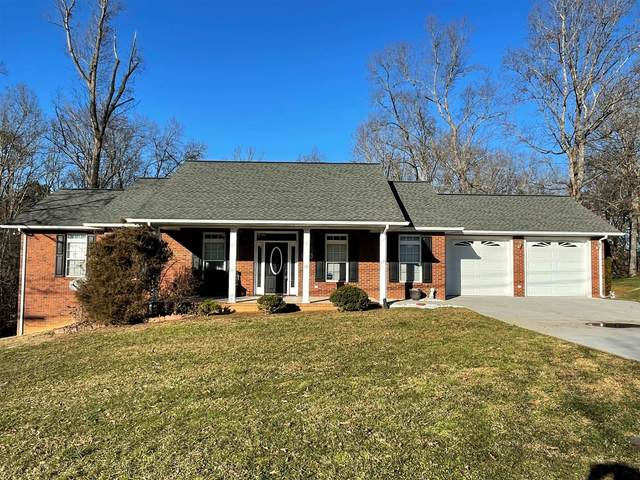 1384 Golf Course Rd, Newport, TN 37821 (#1140063) :: Tennessee Elite Realty