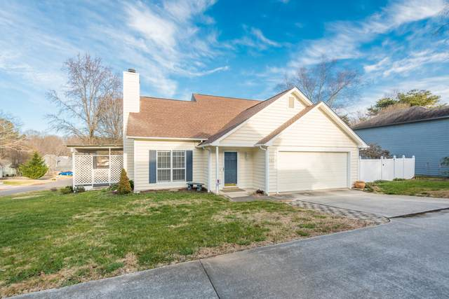 1424 Francis Station Drive, Knoxville, TN 37909 (#1140064) :: Tennessee Elite Realty