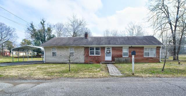 455 Lavender St, Spring City, TN 37381 (#1140068) :: Tennessee Elite Realty