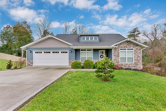 2431 Chimney Rock Lane, Knoxville, TN 37920 (#1140133) :: A+ Team