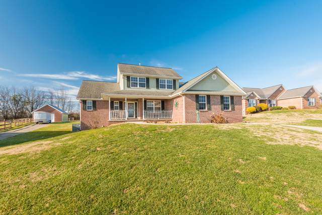 949 Carter Springs Drive, Maryville, TN 37801 (#1140174) :: Tennessee Elite Realty