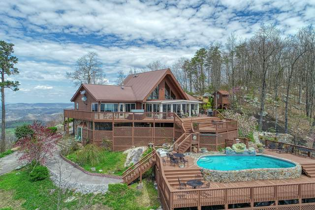 770 Lookout Mtn Rd, Thorn Hill, TN 37881 (#1140183) :: Tennessee Elite Realty