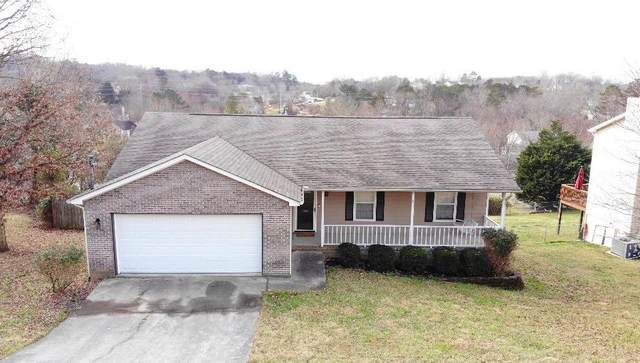 4305 Holiday Blvd, Knoxville, TN 37921 (#1140242) :: Adam Wilson Realty