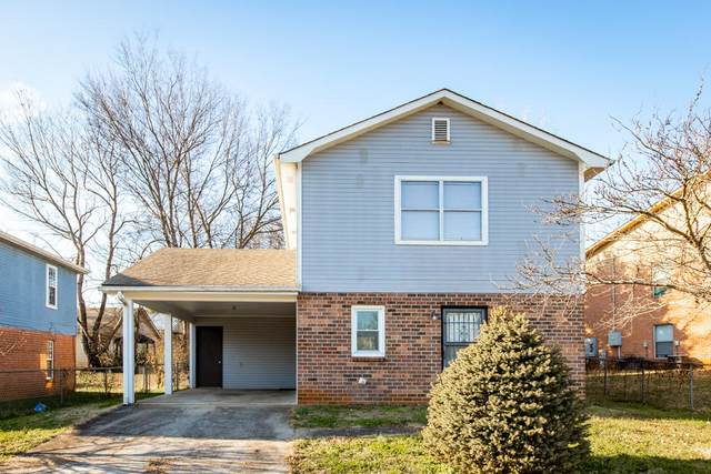 1921 Atchley Drive, Maryville, TN 37801 (#1140244) :: Shannon Foster Boline Group